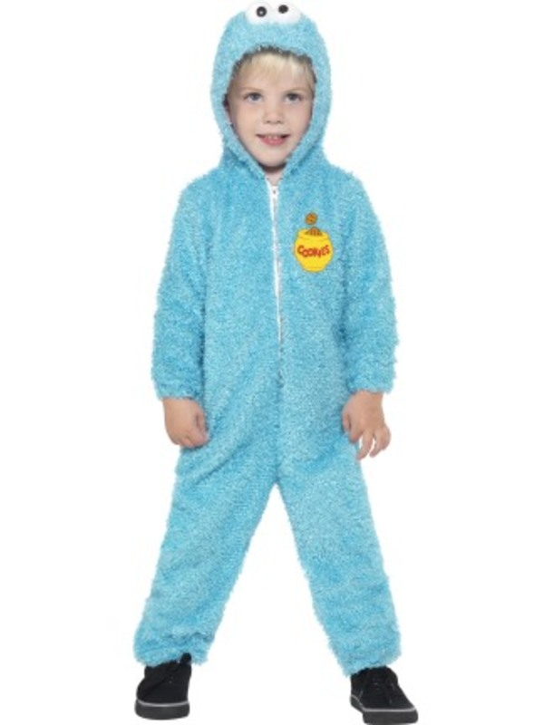 Sesame Street, Cookie Monster Costume