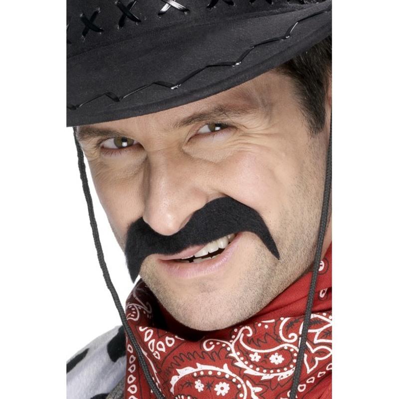 Cowboy Tash, Black