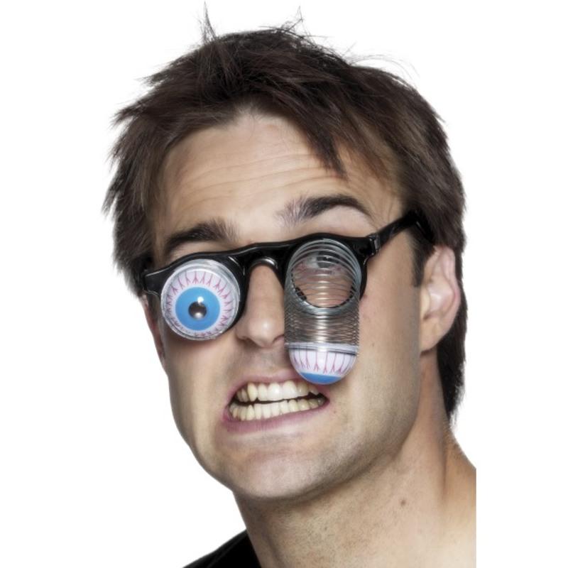 Droopy Eye Specs, Black