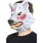Wolf Mask, Grey