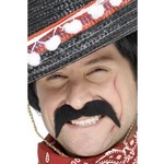 Mexican Bandit Tash, Black